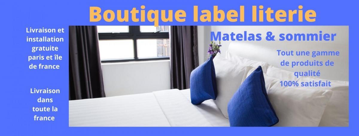 Boutique label literie 3