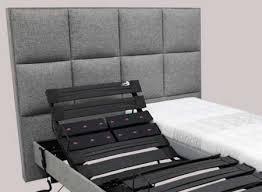 Tête de lit velour