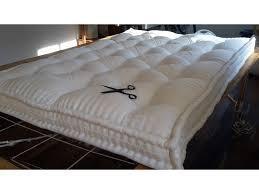 restauration matelas de laine
